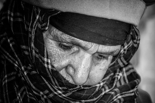 Amazigh vrouw