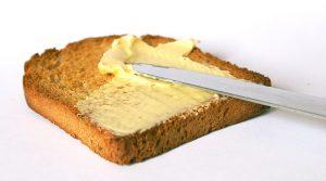 toast met boter